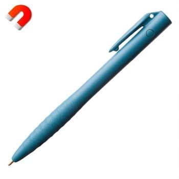 Bolígrafo detectable con clip