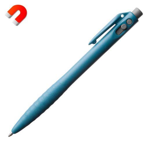 Bolígrafo detectable de Tinta Gel para baja temperatura, retráctil con clip